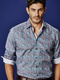 Dynamic-Shirt paisley Detail 2