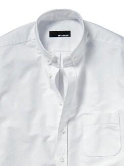 Oxford-Shirt Vol. 2 weiß Detail 3