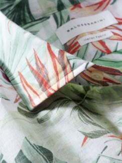 Orellana-Hemd mintgrün Detail 2