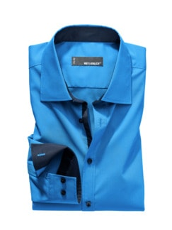 Dynamic-Shirt santorinblau Detail 1