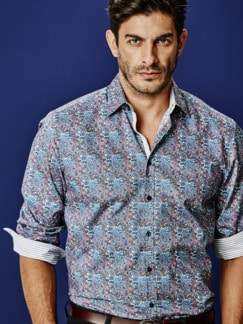 Dynamic-Shirt paisley Detail 2