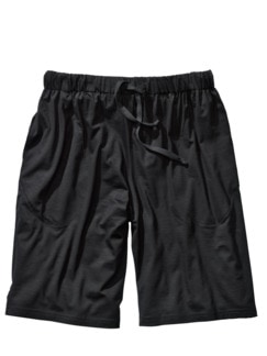 Chill-out-Shorts schwarz Detail 1