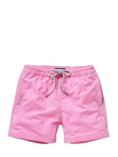 Schwimmbuxe KIDS rosa Detail 1