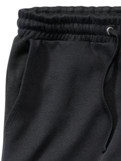 Non-Jogging-Hose schwarz Detail 2