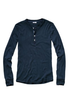 Revival-Shirt blau Detail 1