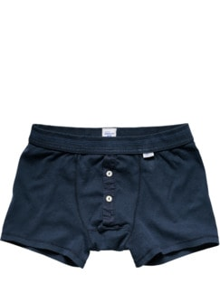 Revival-Shorts blau Detail 1