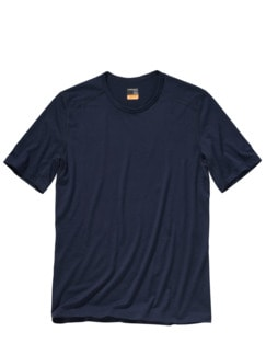 Icebreaker Base-Shirt marine Detail 1