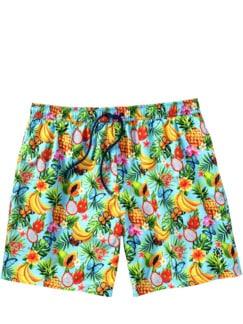 Vitamin C-Shorts bunt Detail 1