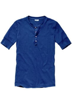 Revival-T-Shirt marine Detail 1
