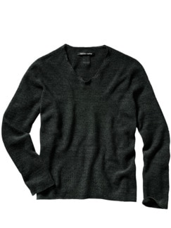 Pullover Arigi khaki/schwarz Detail 1