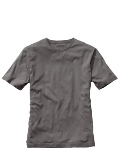 Concept T-Shirt fog grey Detail 1