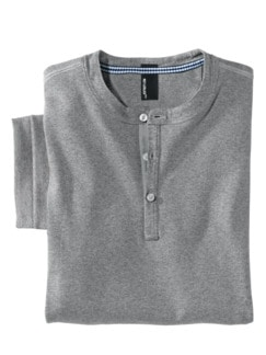 Goldrausch-Shirt grau Detail 1
