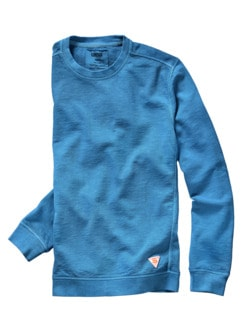 Sweater Cisven azur Detail 1