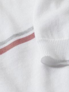 Premium-Shirt weiß Detail 4