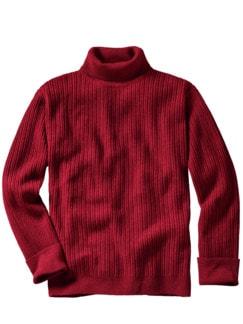 Tom Crean-Pullover kaltrot Detail 1