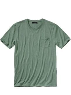 Schneider-Shirt salbei Detail 1