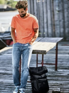 T-Shirt Cidado orange Detail 3