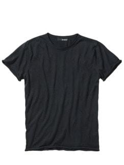 Lebenszeit-Shirt schwarz Detail 1