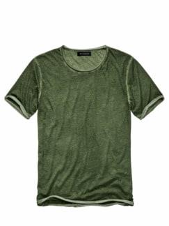 Abenteuer-Shirt grün Detail 1
