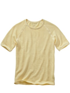Waffel-Shirt