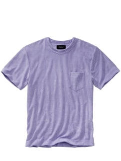 Eponge-Shirt Nice lavande Detail 1