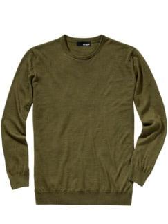 Naturwunder-Pullover khaki Detail 1