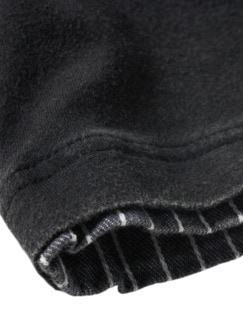 Longsleeve Möller anthrazit Detail 4