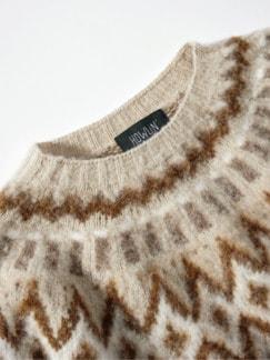 Sofortbild-Pullover Oatmeal natur Detail 4