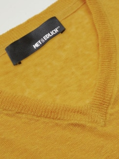 170-Gramm-Pullover safran Detail 4