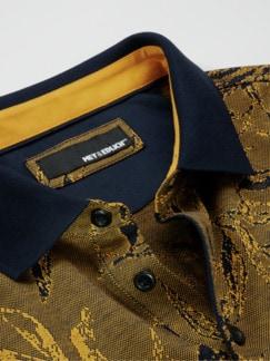 Polo-Shirt Hades zeptergold Detail 4