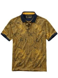 Polo-Shirt Hades zeptergold Detail 1
