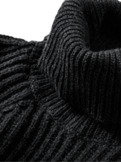 Kurator-Wollrolli anthrazit Detail 4