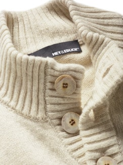 Recycled Cashmere-Troyer altpapier Detail 3