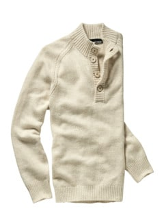 Recycled Cashmere-Troyer