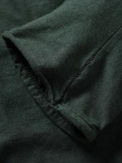 Shirt Fj36onn dunkelgrün Detail 3