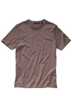 Manufakt-Shirt steinbraun Detail 1