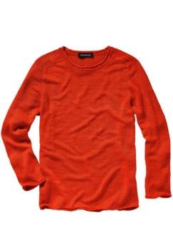 Sprezzatura-Pullover aperolspritz Detail 1