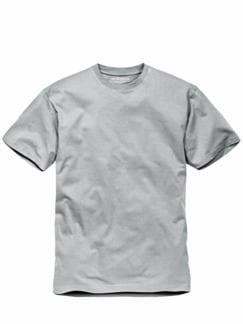 Benchmark-Color-Shirt heathergrey Detail 1