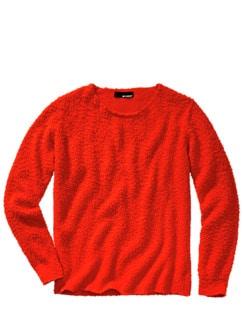 Arezzo-Pullover orange Detail 1