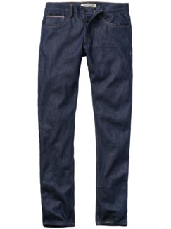Candiani-Jeans midnight blue Detail 1