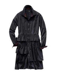Kleid Ciinside schwarz Detail 1