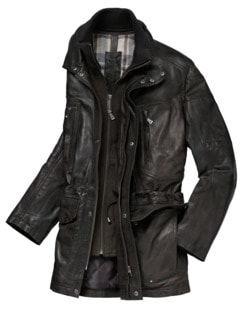 Long Leatherjacket