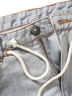 Ibiza-Jeans hellgrau Detail 4