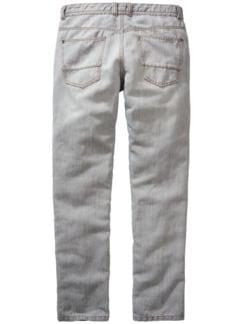 Ibiza-Jeans hellgrau Detail 2