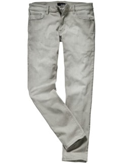 Graue Jeans glacier grey Detail 1