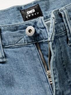 Lonely-Island-Shorts blau Detail 4