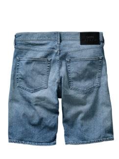 Lonely-Island-Shorts blau Detail 2