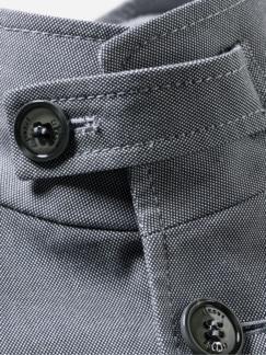 Mantel Ciscale grau Detail 2