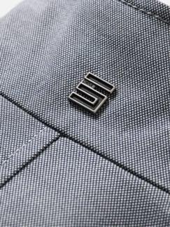 Mantel Ciscale grau Detail 4