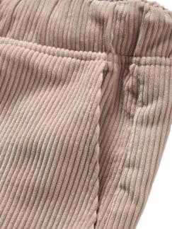 Cordjoggshorts sand Detail 4